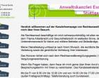 <b>Anwaltskanzlei Eschle - Stuttgart</b>
