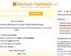 <b>Deutsch-Türkisch.net - Wörterbuch & Übersetzer kostenlos</b>
